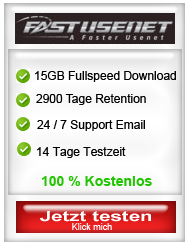 Usenet.nl testaccount