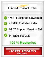 Firstload Testaccount